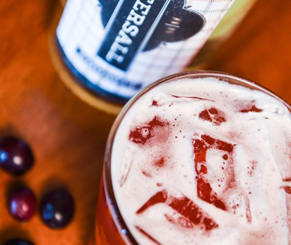 Aqua Cranberry Tonic