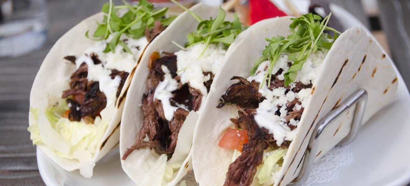 Beef Short Rib Street Tacos