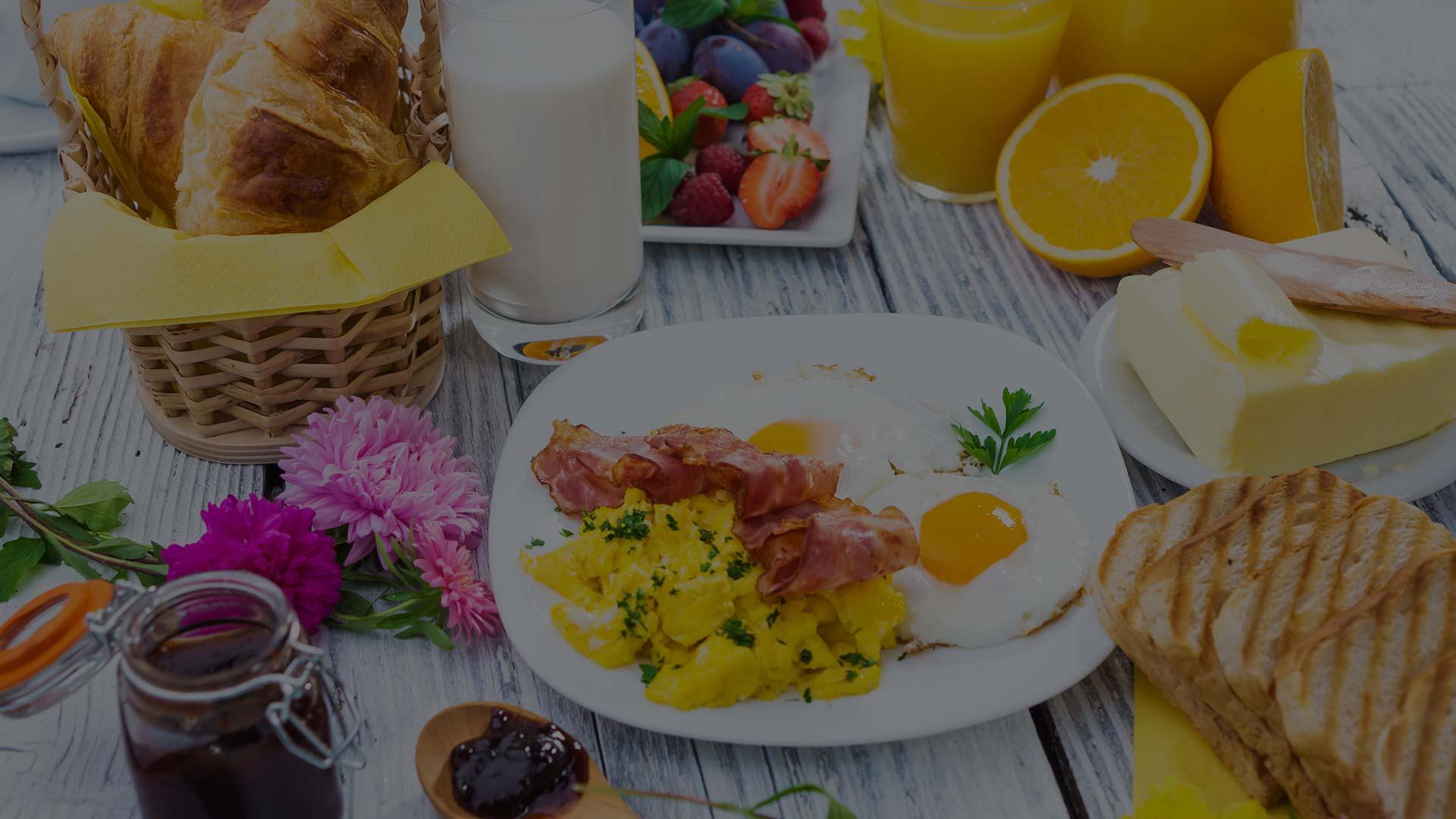 Easter Breakfast Buffet