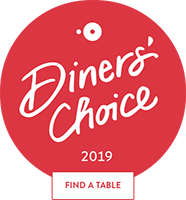 Open Table Diners Choice 2019